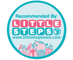 Little Steps Badge